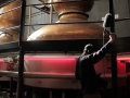 Yann Seznec at the Jura Distillery