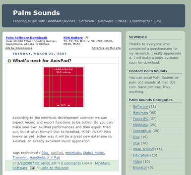 Palm Sounds