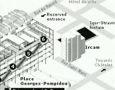 IRCAM di Parigi