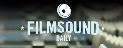 FilmSound Daily logo