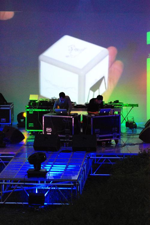 Audioscan, performance LIN, Giorgio Sancristoforo, con_cetta, Giuseppe La Spada