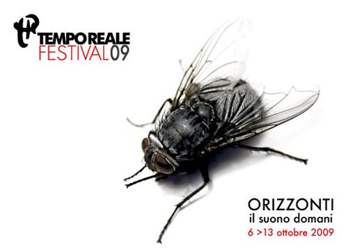 Locandina del festival Orizzonti. Il suono domani