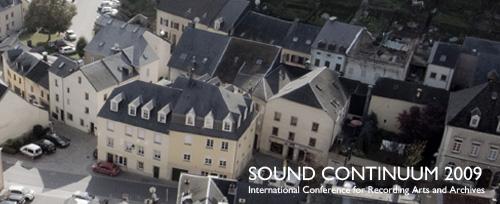 Sound Continuum