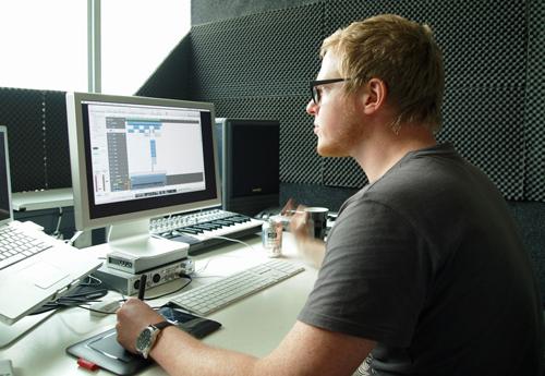 Hugo Verweij at Work