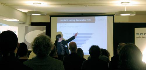 Audio Branding Barometer 2010