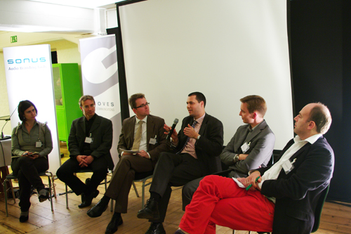 Panel discussion: What Will the Car of the Future Sound Like?
