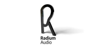 Radium Audio logo