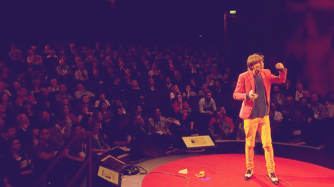 Neil Harbisson at TED Talks