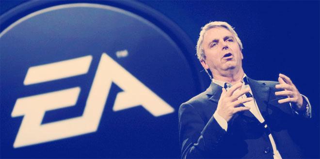 Electronic Arts CEO John Riccitiello