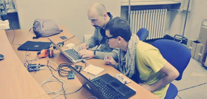 Audio software developer at University of Torino