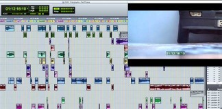 session car chase protools