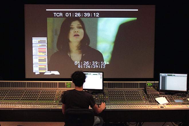 Last step in Film collaboration project - sounDesign