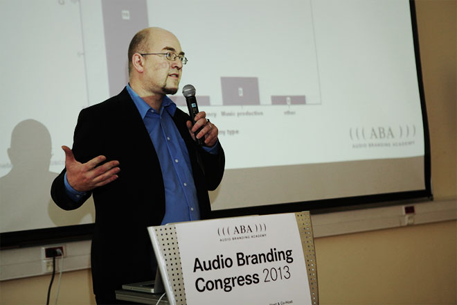 Llaus Frieler. Photo by Audio Branding Academy