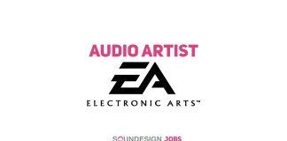 Audio Artist at Electronic Arts