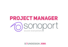 Project Manager at Sonoport