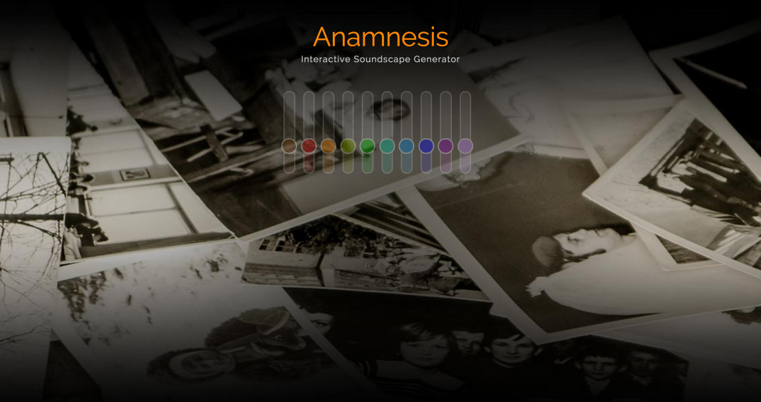 Anamnesis online noise machine at mynoise.net