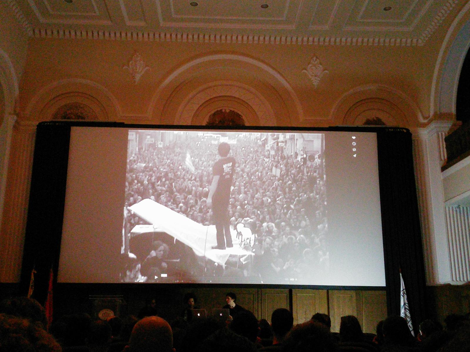 Alec Empire lecture