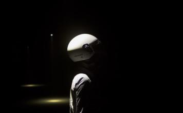 The experience helmet